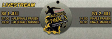 LIVE - FAUSTBALL FINAL3 PRESENTED BY KORNSPITZ