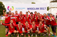 Bronze für das Faustball Team Austria bei den 10. World Games in Polen