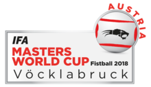 "Ausschreibung ""IFA 2018 Fistball Men's and Women´s Masters World Cup"" und ""Austrian Masters"" Vöcklabruck"