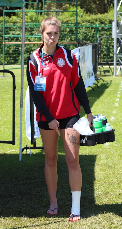 IFA 2016 Fistball Women's World Championship