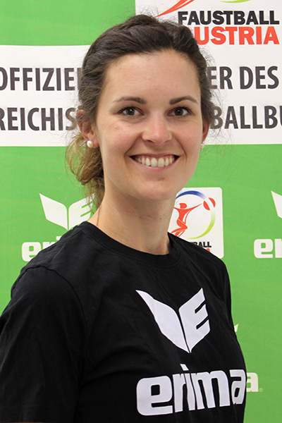Physiotherapeutin Anja Oyrer