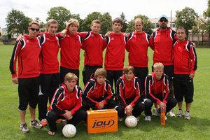 Österreichs U18 Nationalteam Männlich bei der WM in Kolumbien