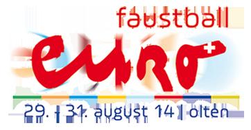 Faustball-EM der Männer 2014