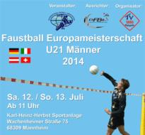 U21 Europameisterschaft 2014