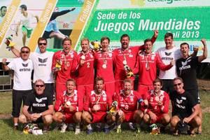 Faustball Team Austria Männer