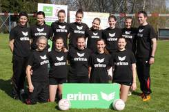 Vize-Weltmeisterinnen 2014 und Europameisterinnen 2013: Das U18 Frauen-Nationalteam