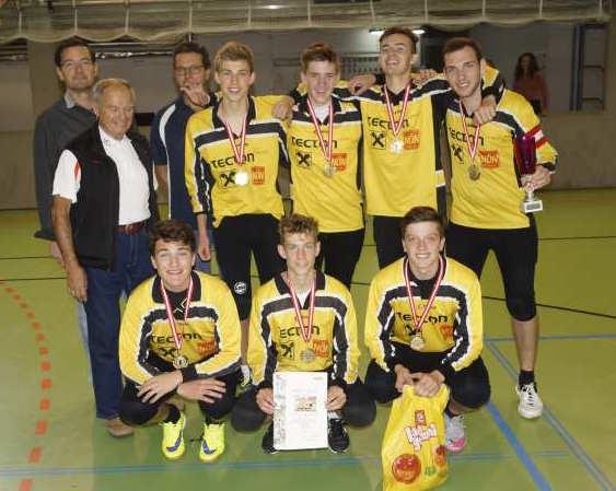 Die Bundessieger der ASVÖ Niederösterreich