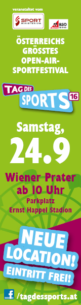Tag des Sports 2016 - 24. September Wiener Prater