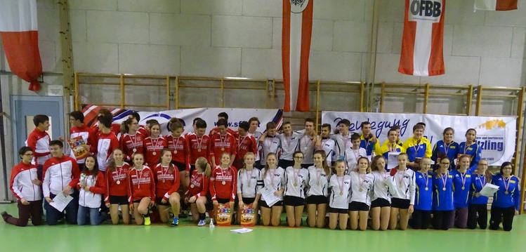 Ö-Pokal U16 - Halle 2017 - Salzburg