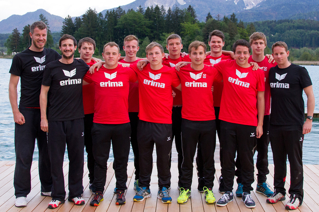 Faustball Team Austria U21