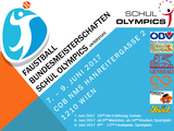 Faustball Schul Olympics 2017 - 7.-9. Juni Wien
