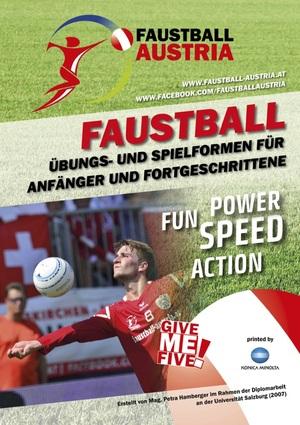 Lehrunterlage Faustball Spiel- und Übungsformen