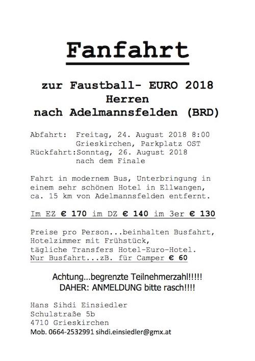 Fanfahrt-Faustball-Euro2018