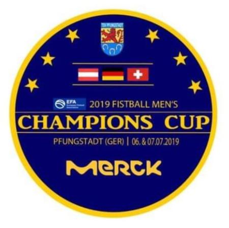 EFA Champions Cup | 6./7.7.2019 | Pfungstadt (Deutschland)
