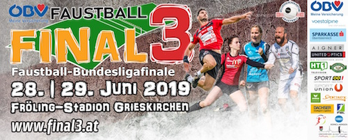 ÖBV Bundesliga Final3 2019 Grieskirchen