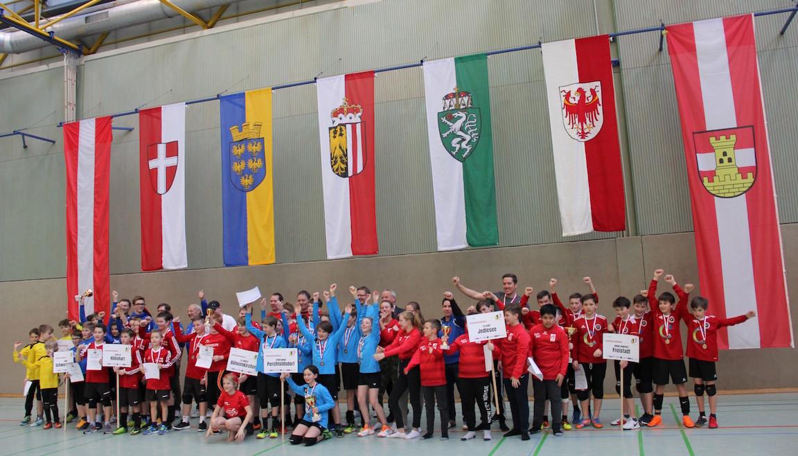 ÖM U12m Halle 2019 in Perchtoldsdorf