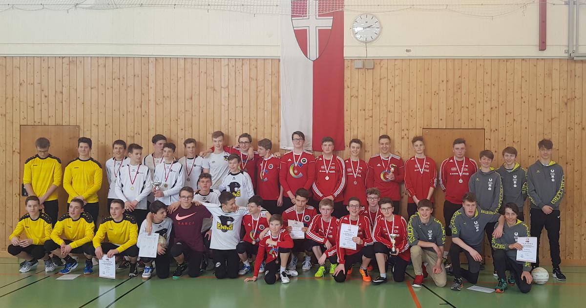 ÖM U16 Männlich Halle 2019