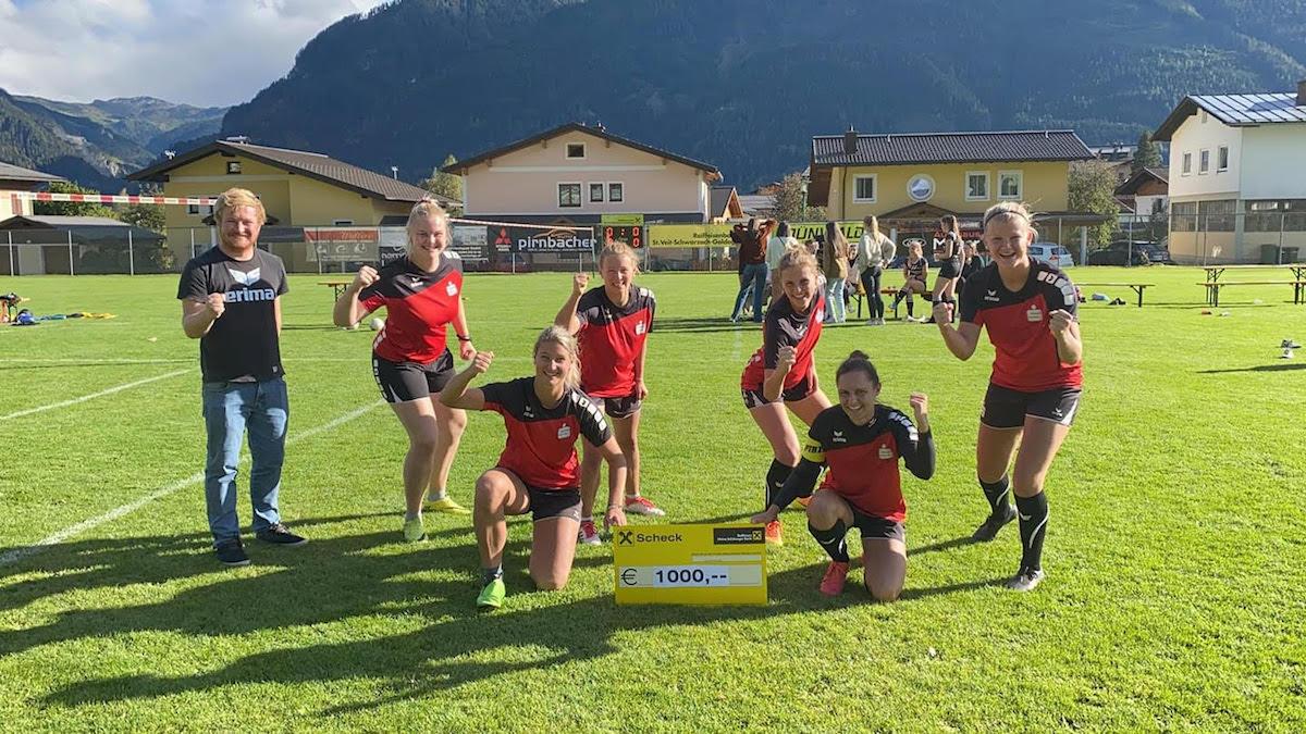 Union Ulrichsberg - Siegerinnen 2. Liga-Cup Frauen
