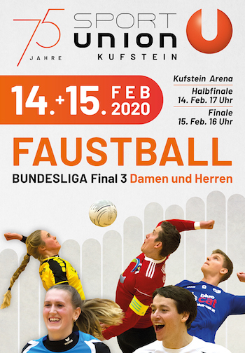 Bundesliga Final3 Halle 2020 in Kufstein