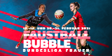 Faustball Bubble Frauen Bundesliga Halle | 13./14.2. und 20./21.2.2021 | Faak