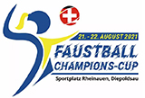 EFA 2021 Fistball Women's Champions Cup | 21.08. - 22.08.2021 | Diepoldsau (Schweiz)