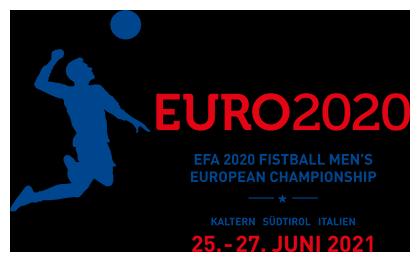EFA 2020 Fistball Men's European Championship | 25.06. - 27.06.2021 | Kaltern (Italien)