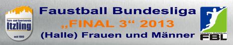 23./24. Februar 2013 - Salzburg - Hallen-Bundesliga Final 3