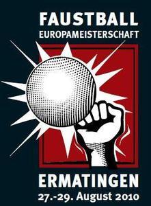 Logo EM 2010