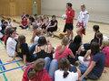 Faustball-Projekttage in der HS Deutschlandsberg