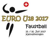 EFA Fistball U18 Women's and Men's European Championship | 15.-16.07.2017 | Kleindöttingen (Schweiz)