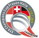 EFA Champions Cup Fraun Halle - 11./12.1.2019 in Laakirchen/AUT