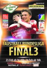 Bundesliga Final3 Halle | 23./24.2.2018 | Freistadt