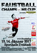 Champions Cup Halle 2017 | 13./14.1.2017 | Freistadt