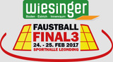 Final3 Halle 2017 | 24./25.2.2017 | Sporthalle Leonding