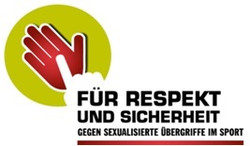 Für Respekt und Sicherheit | Gegen sexualisierte Übergriffe im Sport