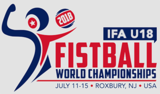IFA U18 Fistball World Championships | 11.-15.7.2018 | Roxbury, NJ (USA)