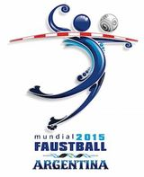 WM 2015 Argentina 14. - 22.11.2015