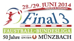 Bundesliga Final 3 - Feld 2014 - Münzbach