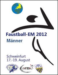 Faustball-EM der Männer 2012
