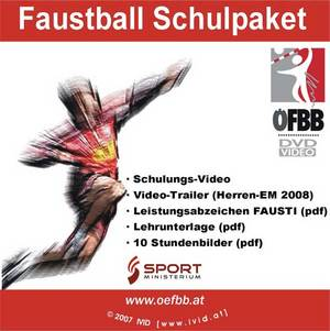 oefbb faustball schul-dvd